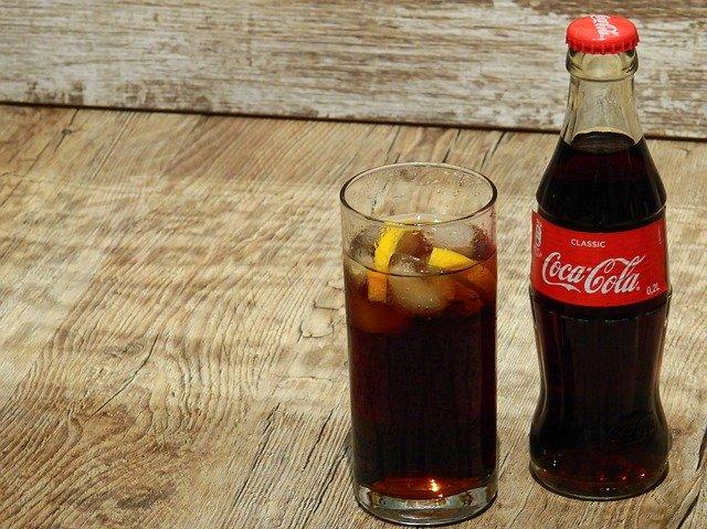Coca-Cola w butelce