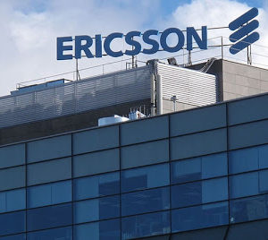 Firma Ericsson budynek