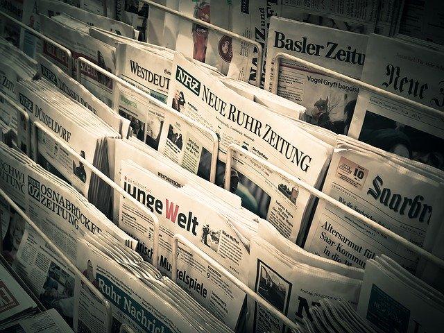 gazety w skleie