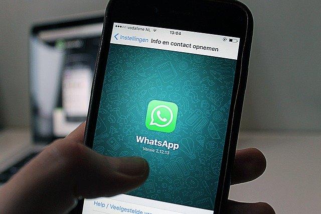 WhatsApp aplikacja
