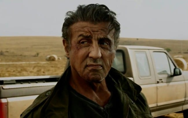 Rambo ostatnia krew