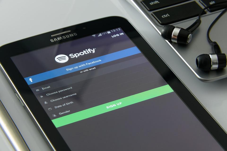Spotify Muzyka