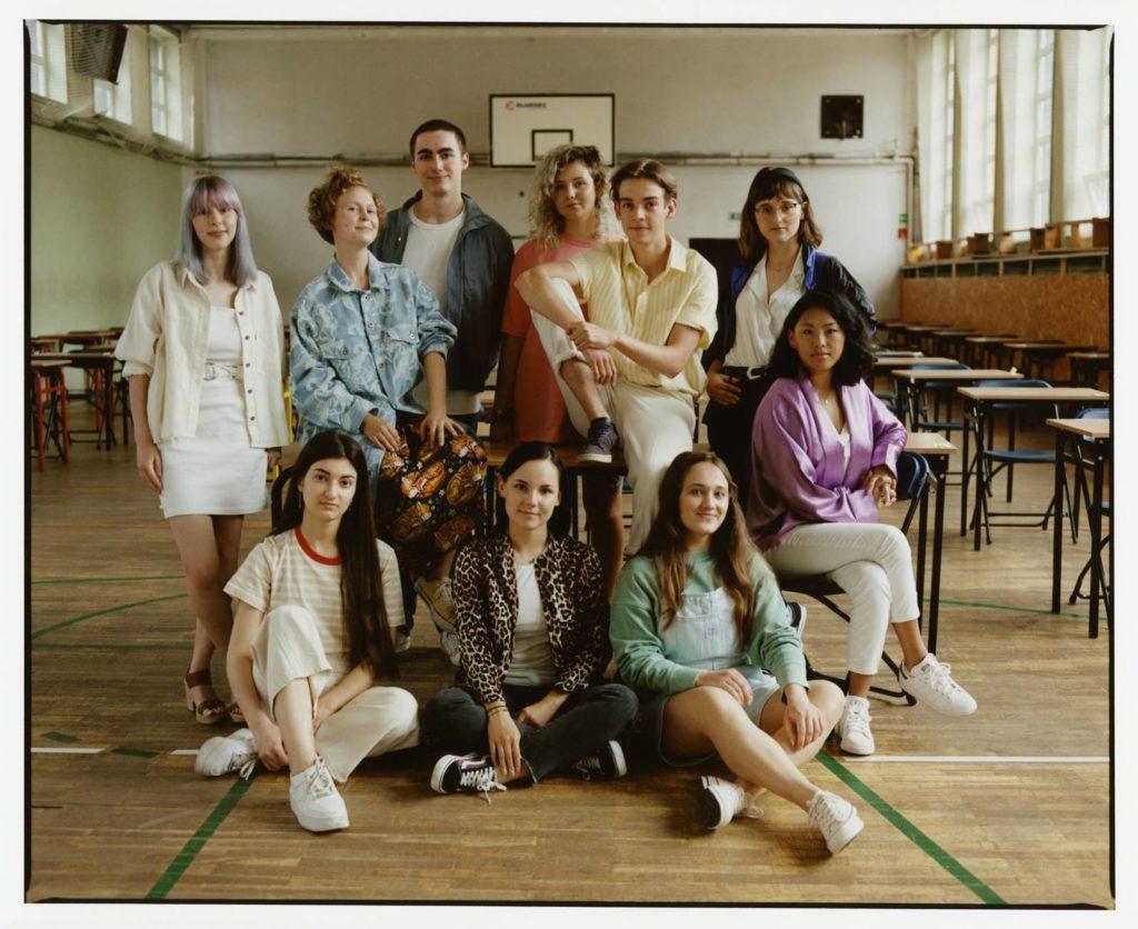 Vogue Polska studenci