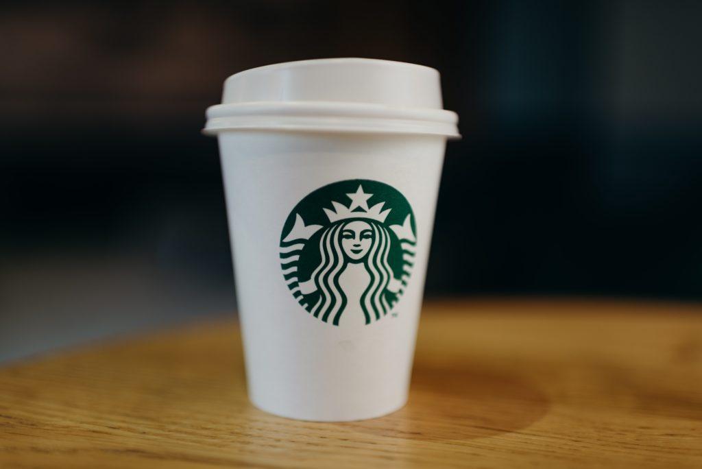 Starbucks kawa
