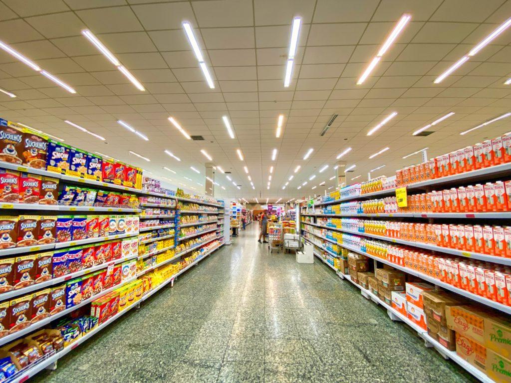 zakupy polacy supermarket