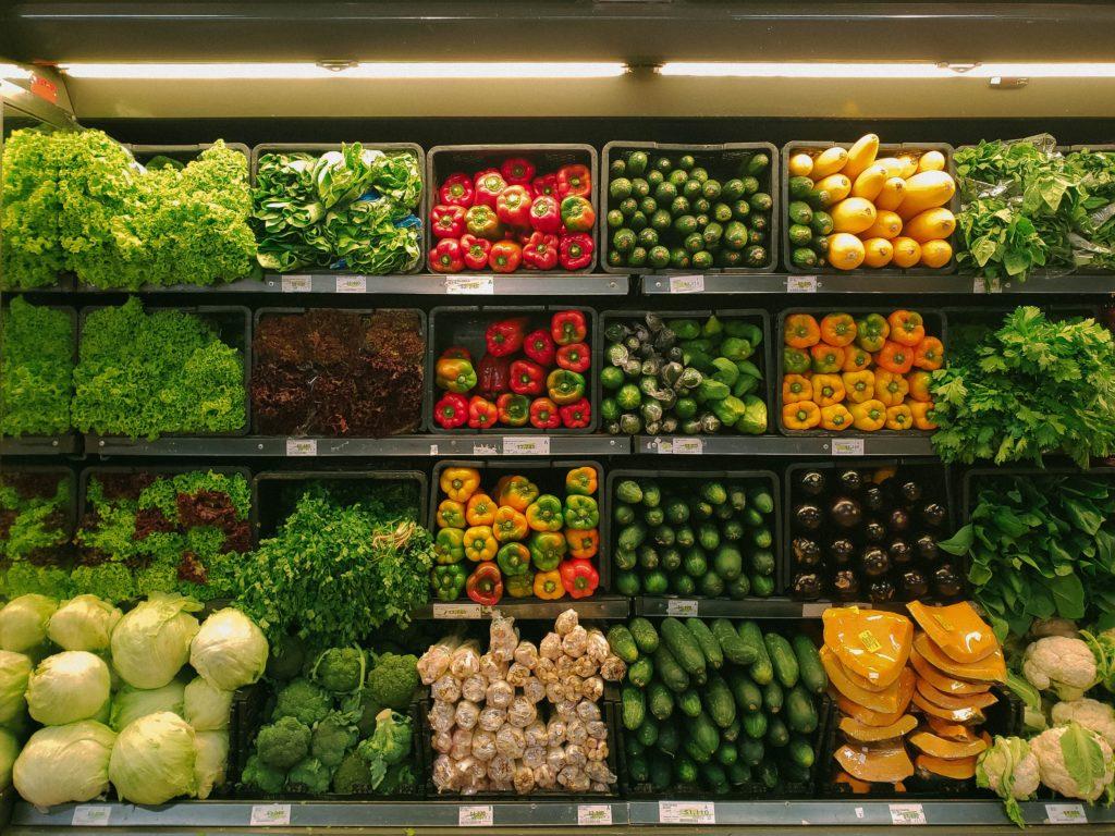 zakupy warzywniak warzywa