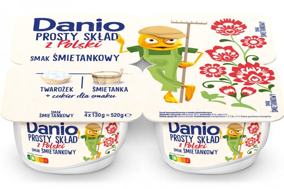 Danio Prosty Skład