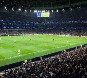 Stadion Liga Mistrzów