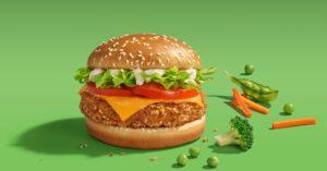Veggie Burger burger warzywny McDonald's