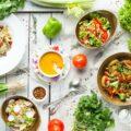 zamienniki mięsa wegańskie danie wegetariańskie danie