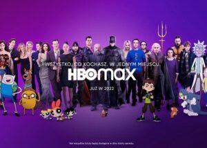 HBO Max serwis platforma